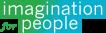 Logo Imagination for People, où se trouve une interview-présentation des Consultations Solidaires, Cabinet Social, Stéphanie LADEL