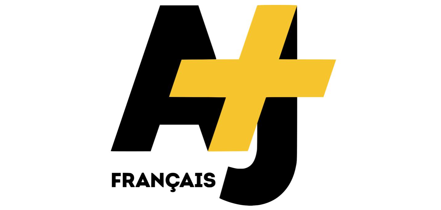 Logo AJ+français - AJplus français - Al Jazeera réseaux sociaux - Passages médias - Cabinet Social, Stéphanie LADEL