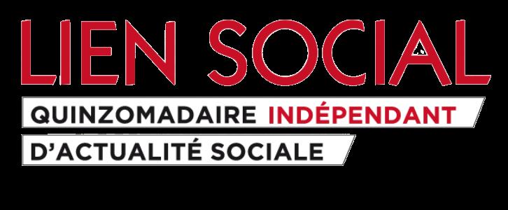 Logo Lien Social - Passages médias - Cabinet Social, Stéphanie LADEL