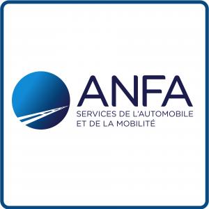 Logo ANFA Auto - Références Clients - Cabinet Social, Stéphanie LADEL
