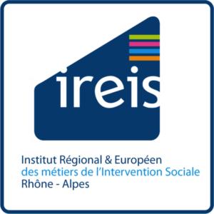 Logo IREIS Institut Régional et Européen des métiers de l'Intervention Sociale - Références Clients - Cabinet Social, Stéphanie LADEL