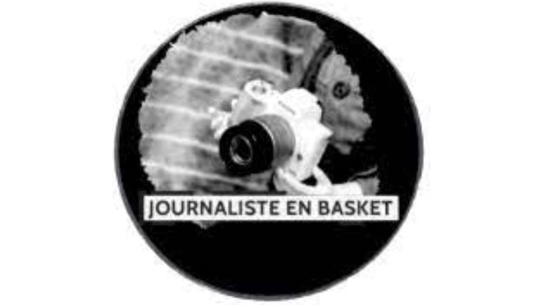 Logo Blog Journaliste en Basket - Passages médias - Cabinet Social, Stéphanie LADEL